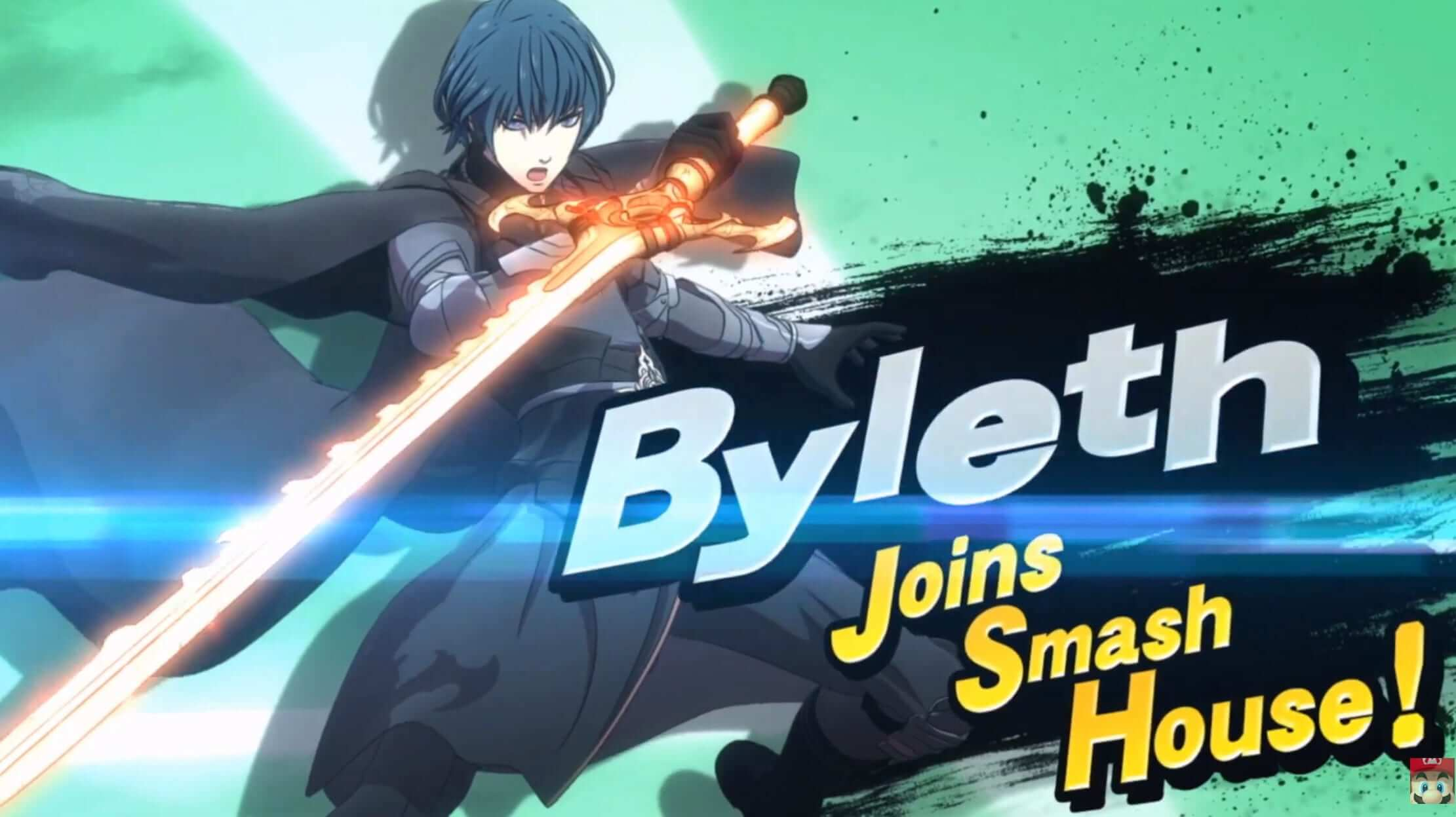 byleth super smash bros ultimate